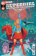 Supergirl Woman of Tomorrow Vol 1 1