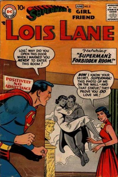 Superman's Girl Friend, Lois Lane Vol 1 2