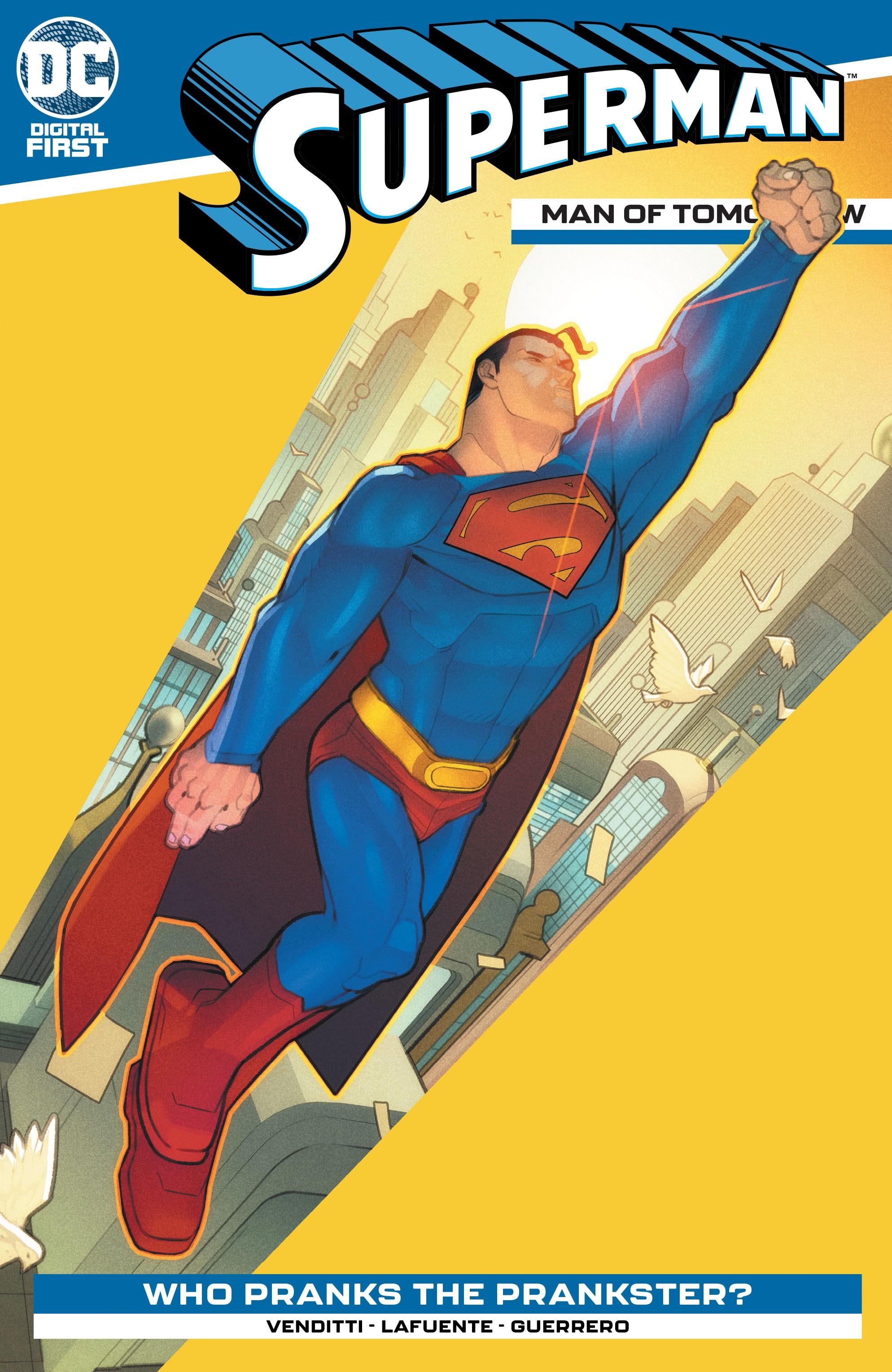 Superman: Man of Tomorrow Vol 1 13 (Digital)