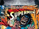 Superman: The Coming of the Supermen Vol 1 2