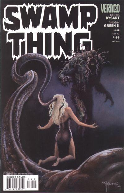 Swamp Thing Vol 4 14