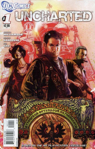 Uncharted Vol 1 1