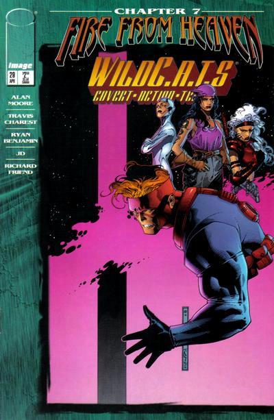 WildC.A.T.s Vol 1 29