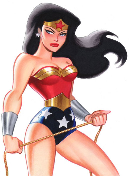 Diana of Themyscira (DCAU)