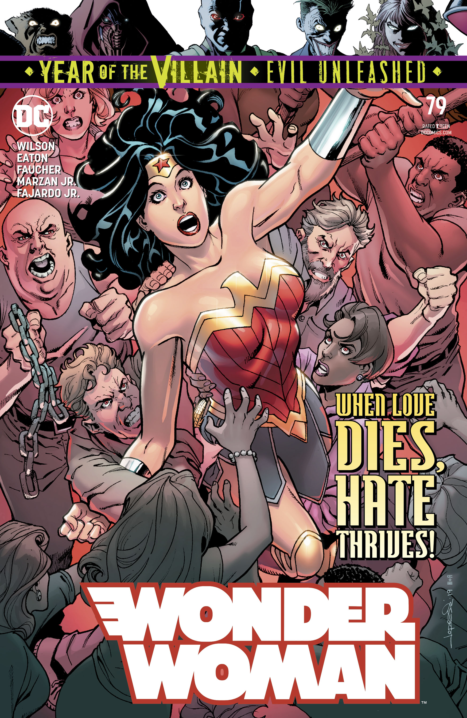 Wonder Woman Vol 5 79