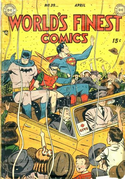 World's Finest Vol 1 39