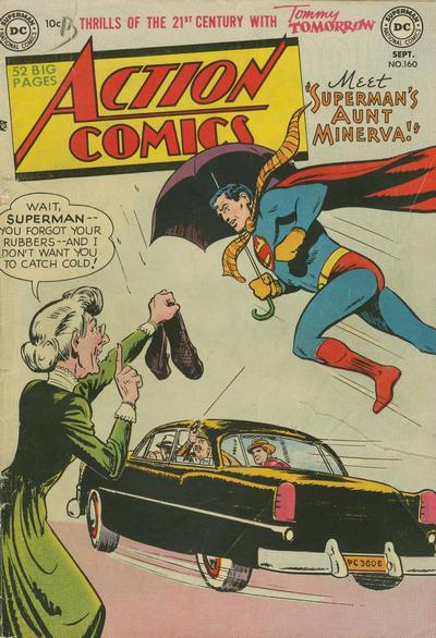 Action Comics Vol 1 160