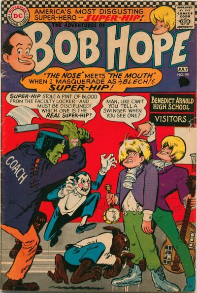 Adventures of Bob Hope Vol 1 99