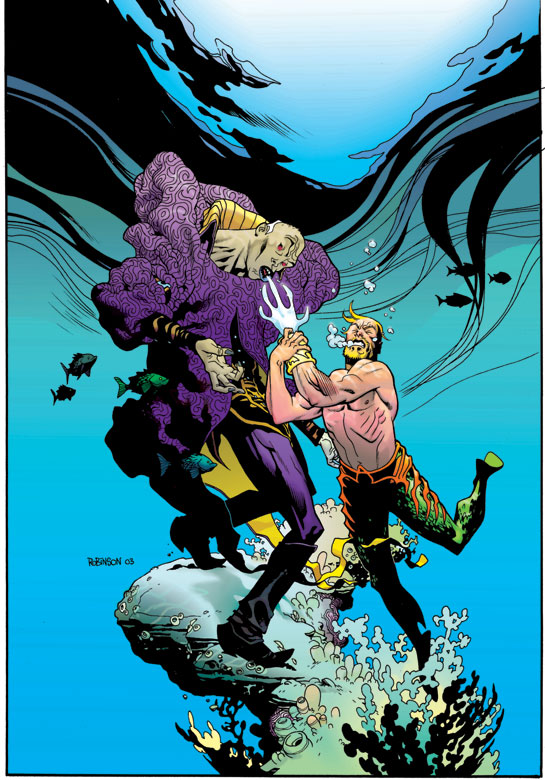 Aquaman Vol 6 10