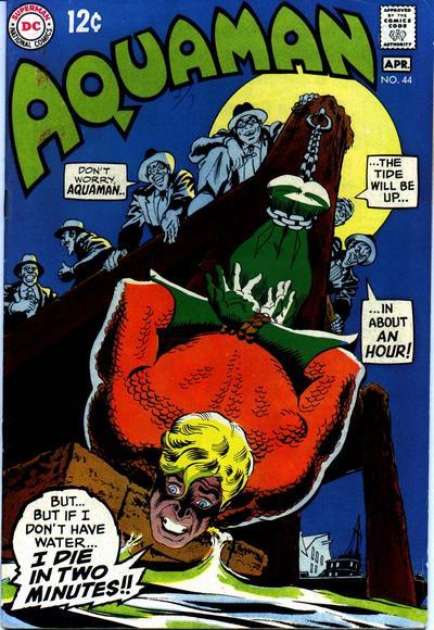 Aquaman Vol 1 44