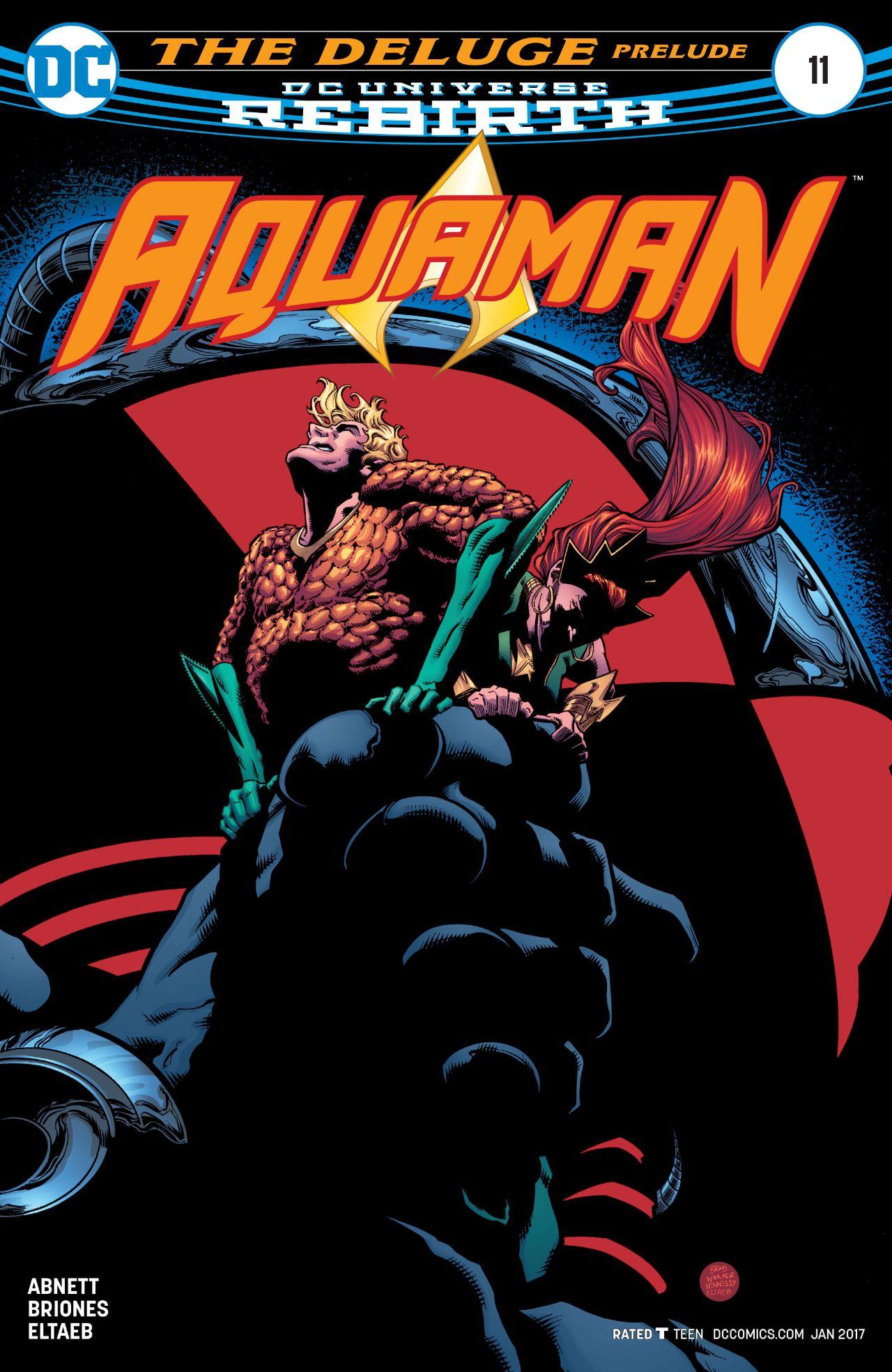 Aquaman: Black Manta Rising (Collected)