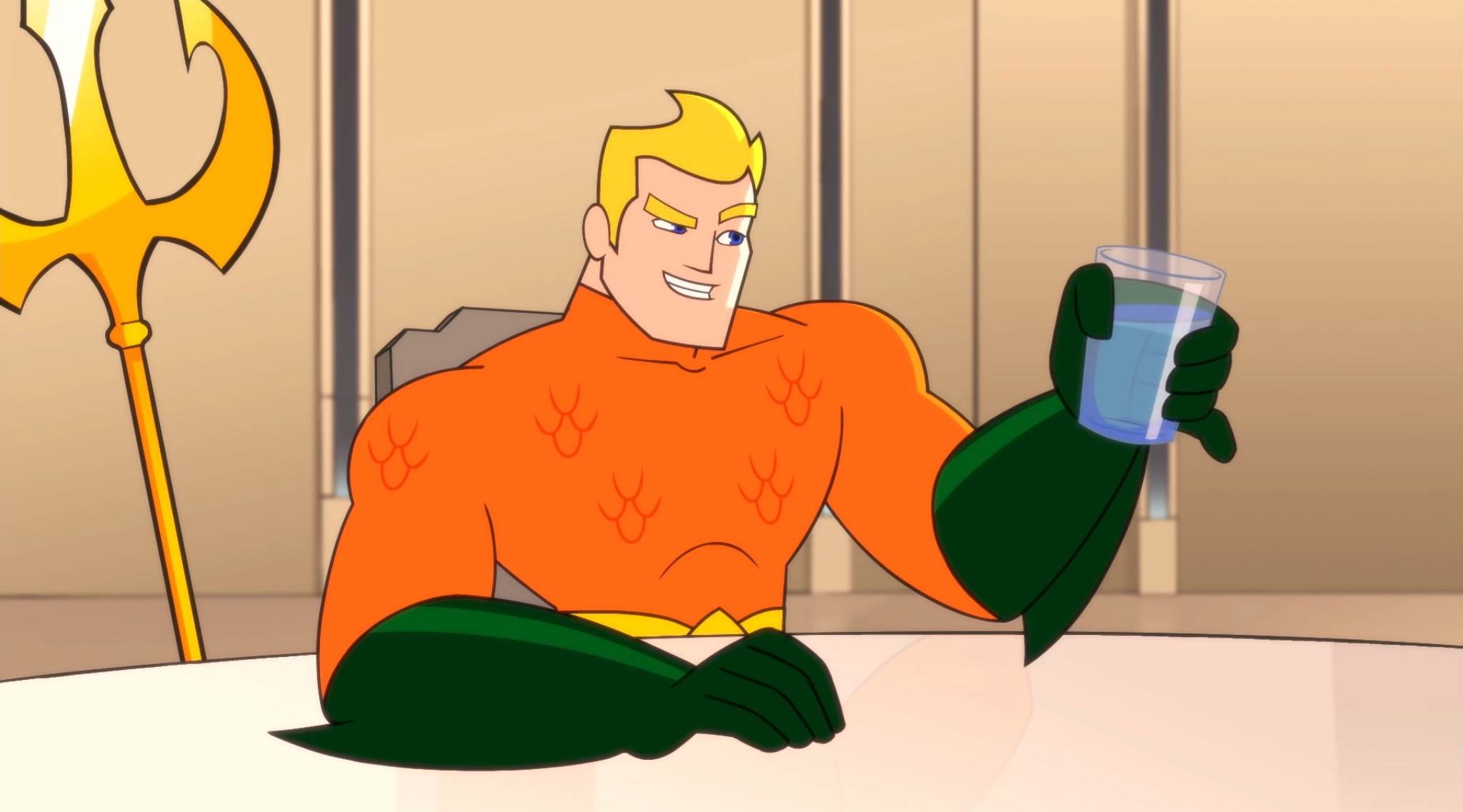 Arthur Curry (DC Super Friends Web Series)