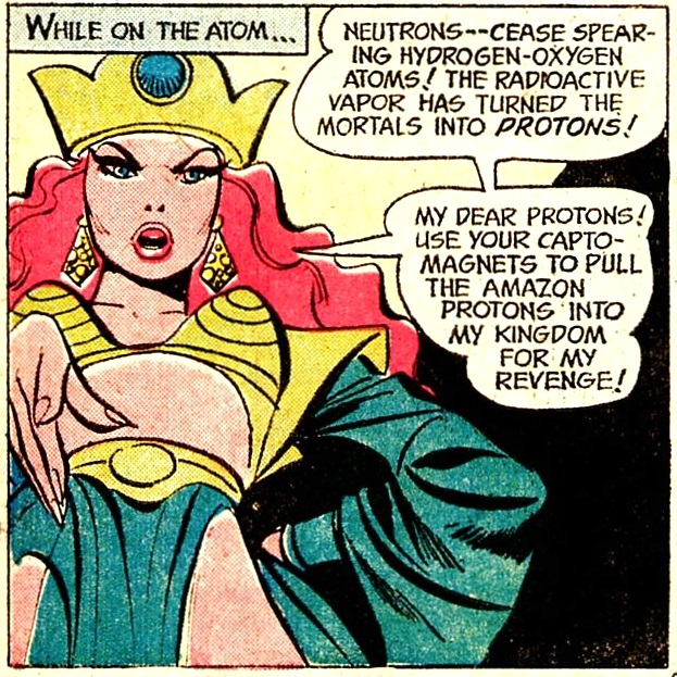 Atomia (Earth-One)