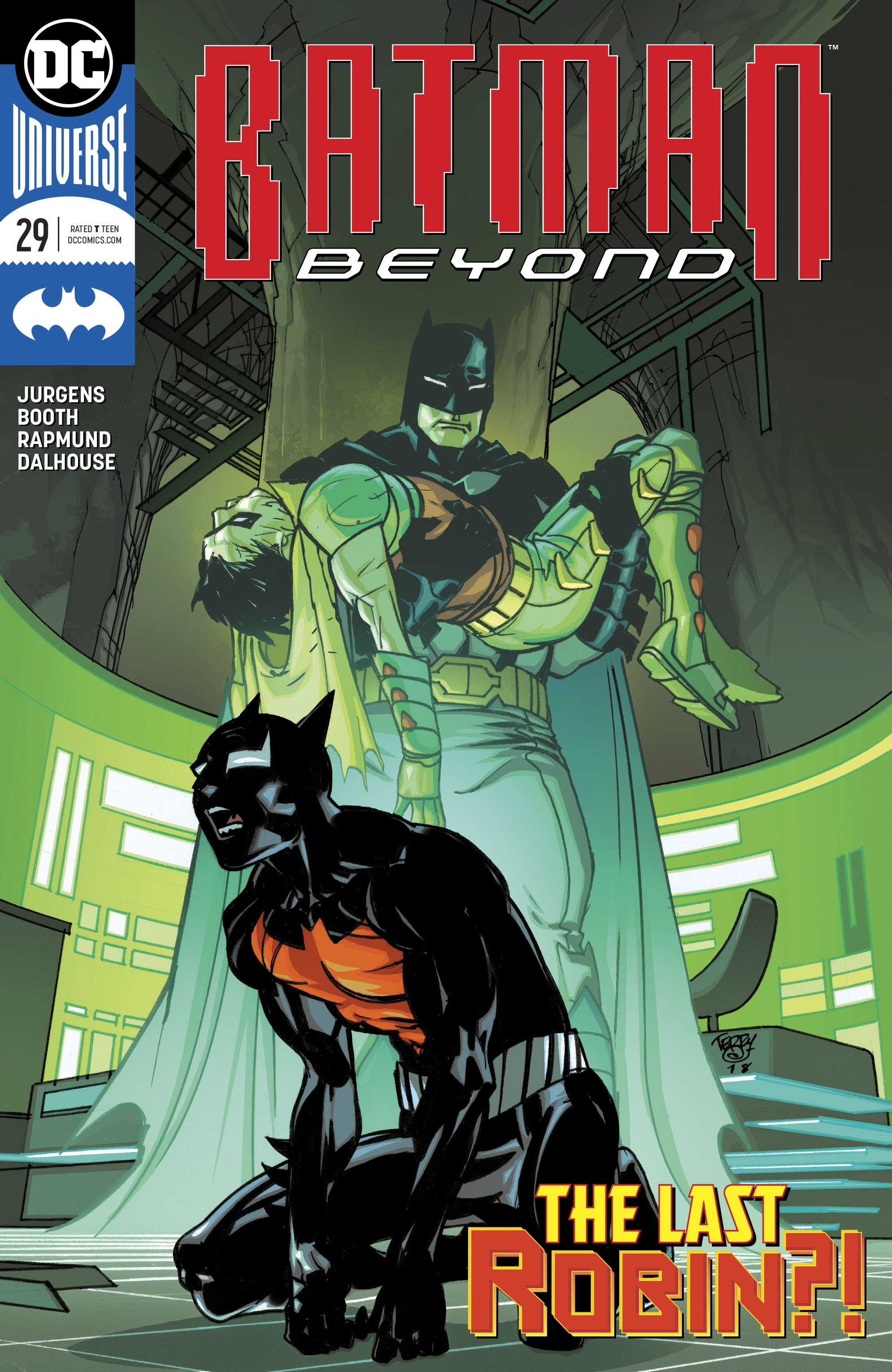 Batman Beyond Vol 6 29