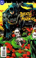 Batman Death and the Maidens Vol 1 8