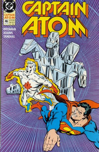 Captain Atom Vol 2 46