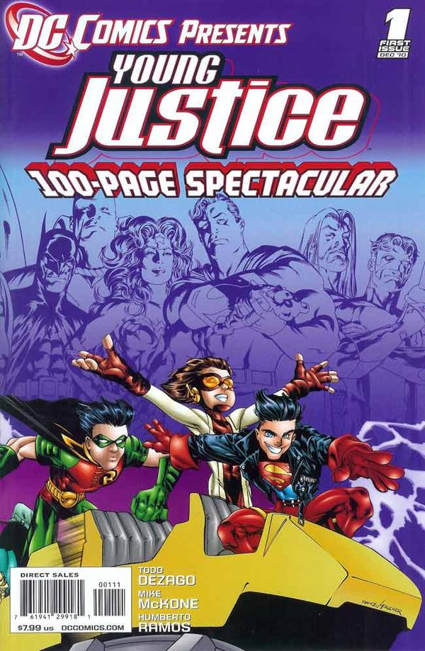 DC Comics Presents: Young Justice Vol 1