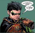 Damian Wayne Dark Multiverse Deathstroke R.I.P. 001