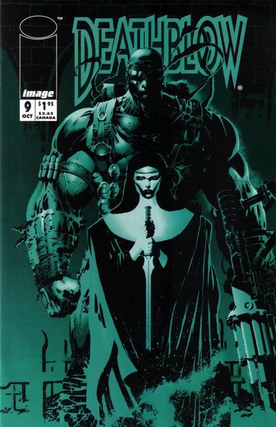 Deathblow Vol 1 9