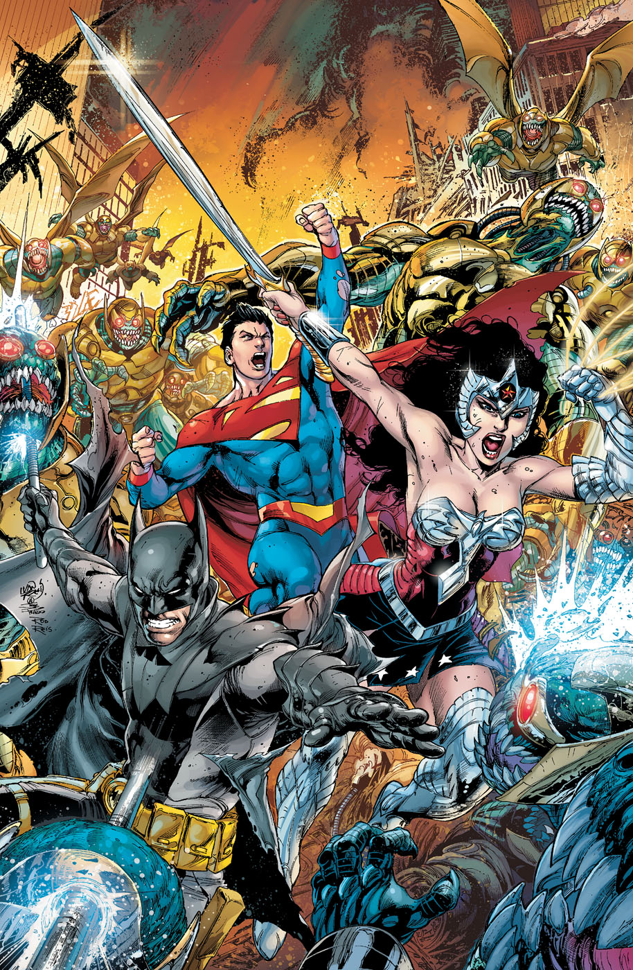 Earth 2: The Gathering (Collected)