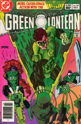 Green Lantern Vol 2 169