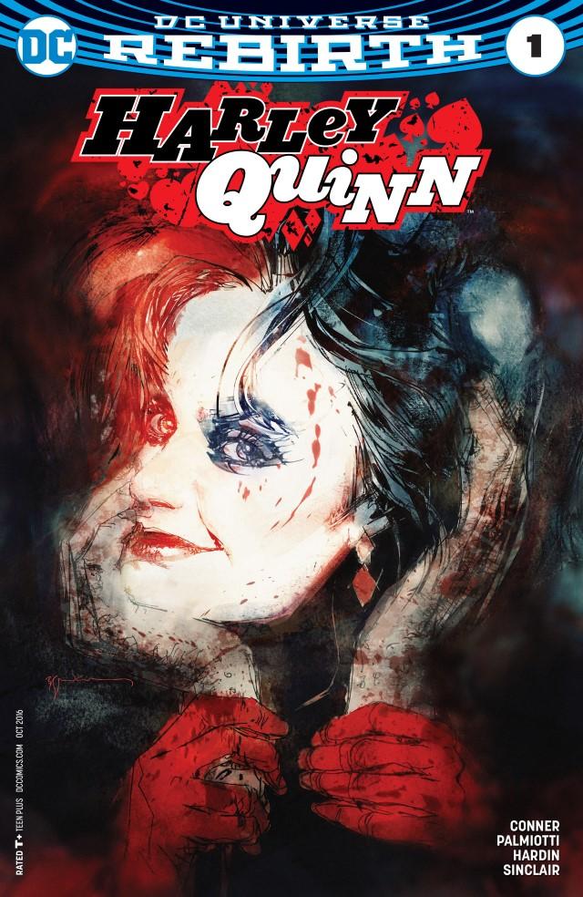 Comics CB14611 Harley Quinn #19  Rebirth  D.C