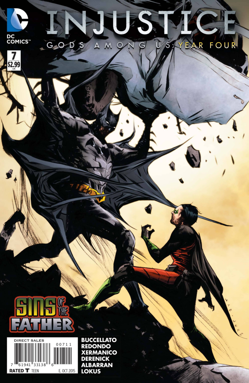 Injustice: Gods Among Us: Year Four Vol 1 7