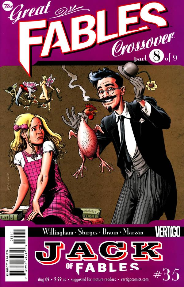 Jack of Fables Vol 1 35