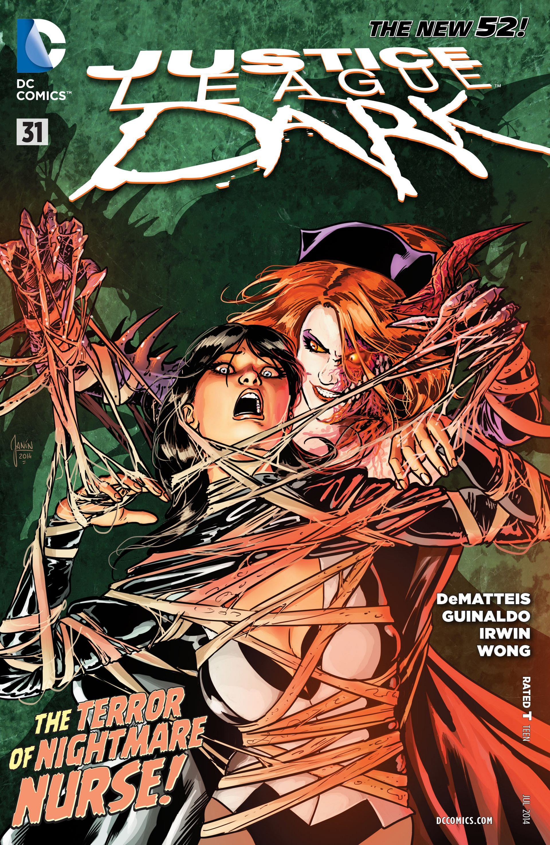 Justice League Dark Vol 1 31