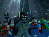 Justice League (Lego Batman)