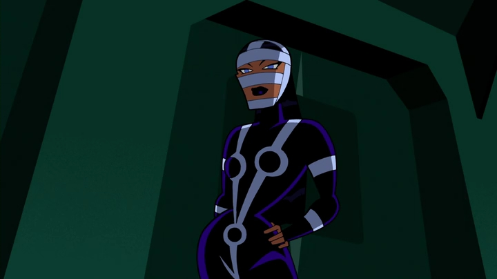 Lashina (The Brave and the Bold)