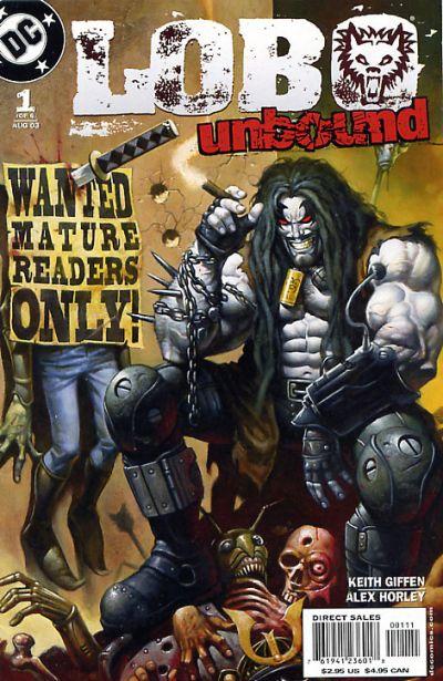 Lobo Unbound Vol 1