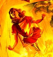 Mary Marvel Justice 001