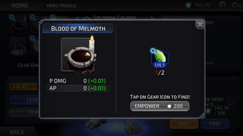 Melmoth (DC Legends)