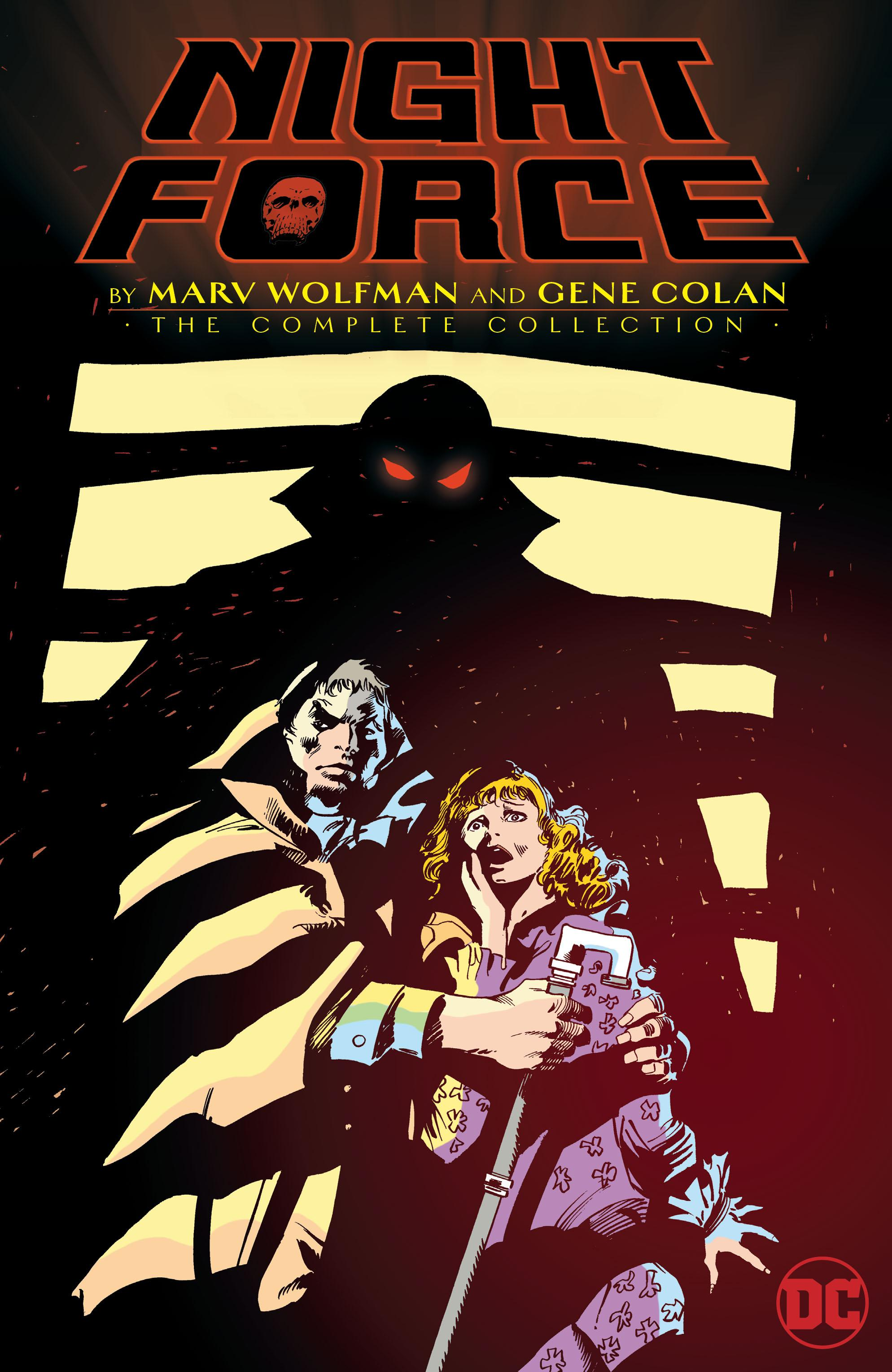Night Force By Marv Wolfman And Gene Colan: The Complete Collection (Collected)