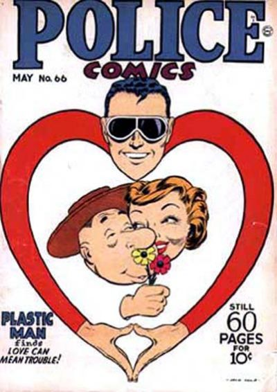 Police Comics Vol 1 66