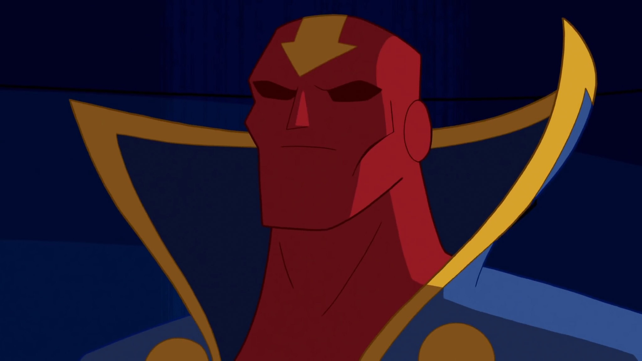 Red Tornado (Justice League Action)