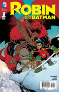 Robin Son of Batman Vol 1 1