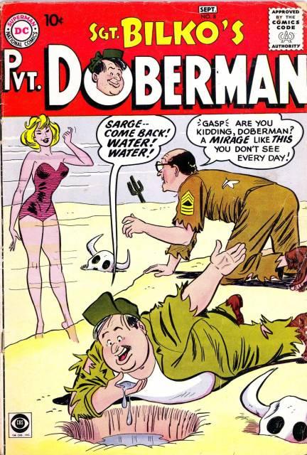 Sergeant Bilko's Private Doberman Vol 1 8