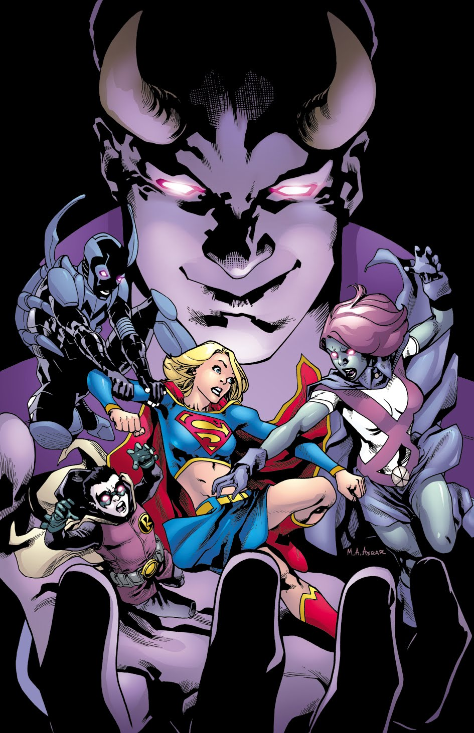 Supergirl Vol 5 64 Cover Textless.jpg
