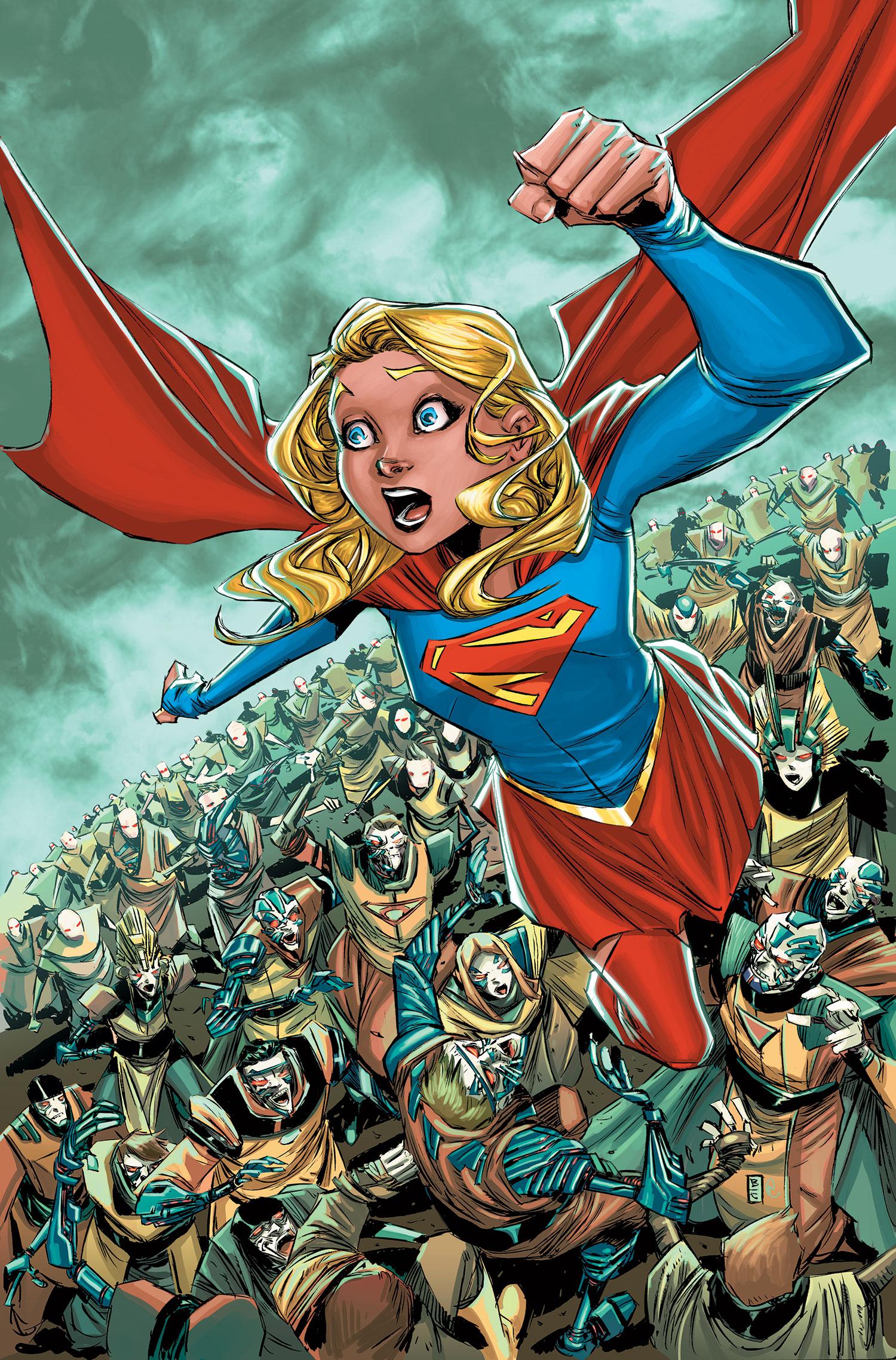 Supergirl Vol 7 3 Textless.jpg