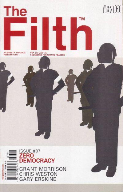The Filth Vol 1 7