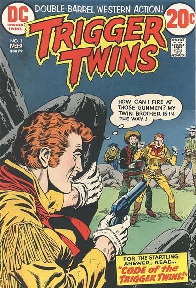 Trigger Twins Vol 1