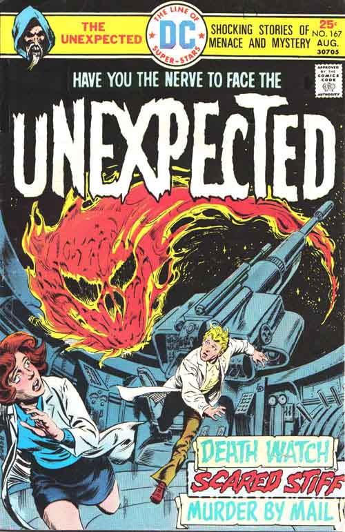 The Unexpected Vol 1 167