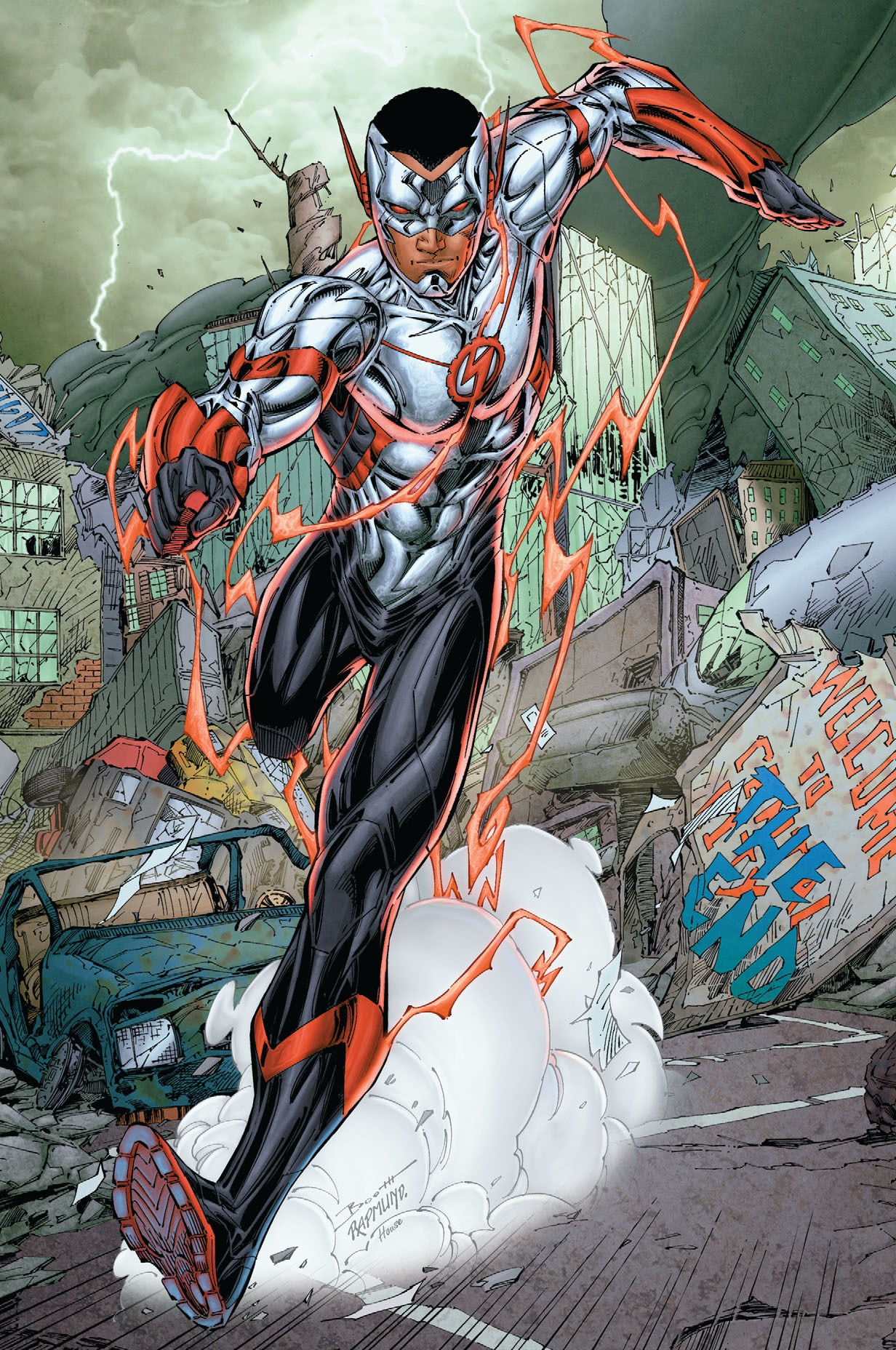 Wallace R. West (Futures End)