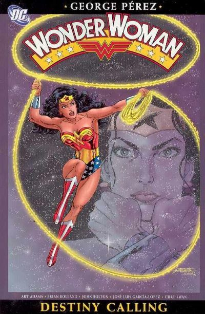 Wonder Woman: Destiny Calling (Collected)