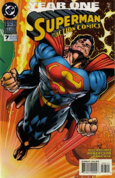 Action Comics Annual Vol 1 7