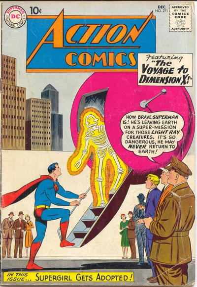 Action Comics Vol 1 271