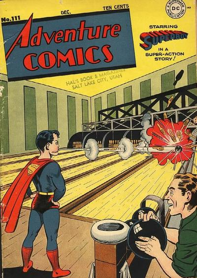 Adventure Comics Vol 1 111