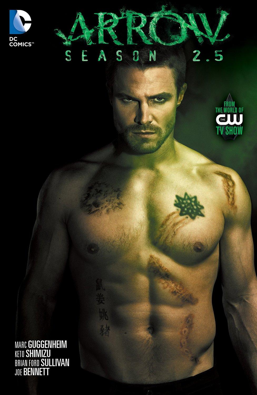 Arrow: Season 2.5 (Collected)